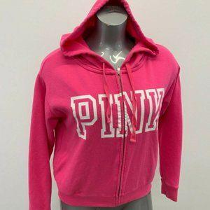 PINK Victoria's Secret Full Zip Jacket Size XS